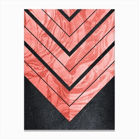 Geometric Xli Canvas Print