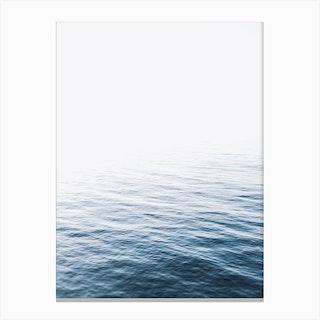 Blue Ocean I Canvas Print