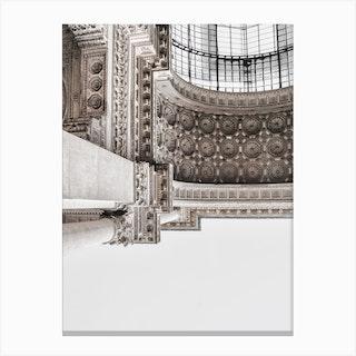 Arch I Canvas Print