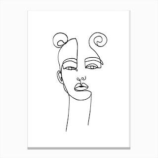 Poppy 1 Canvas Print