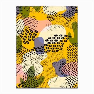 Pina Colada Canvas Print