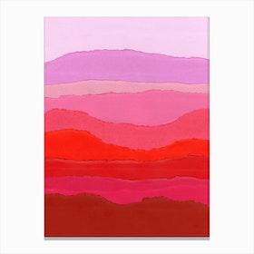 Colores II Canvas Print