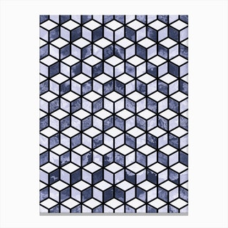 Pattern Lxiv Canvas Print