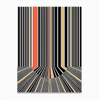 Vibration Falls Canvas Print