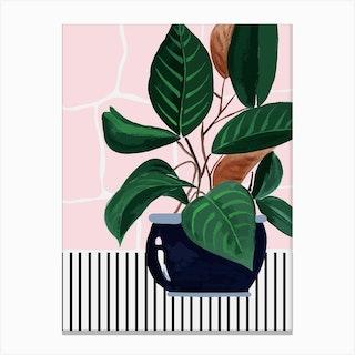 Creative Corner Canvas Print