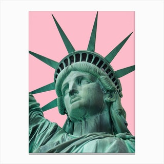 Liberty Canvas Print