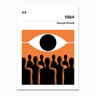 1984 Canvas Print