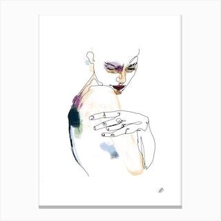 Gnasche Canvas Print