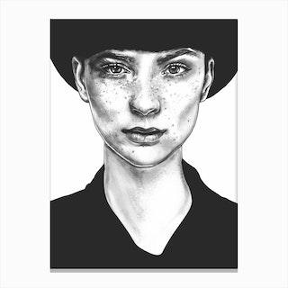 Nico R Canvas Print