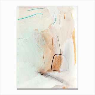Move Up Canvas Print