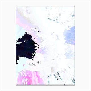 Candy Splash 1 Canvas Print