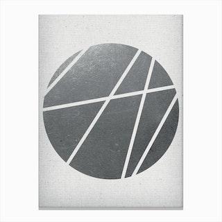 Circle II Canvas Print