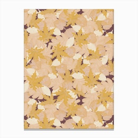 Muted Fall Canvas Print