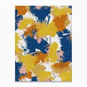 Colourful Abstract I Canvas Print