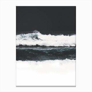 Cruel Sea Canvas Print