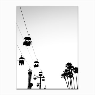 Santa Cruz Canvas Print