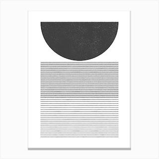 Nz Geometrics 08 Canvas Print
