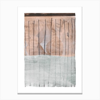 Two Tone Canvas Print