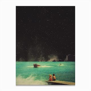 Thasos Canvas Print