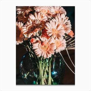 Blossoms In The Sun Canvas Print
