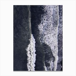 In The Ocean Canvas Print