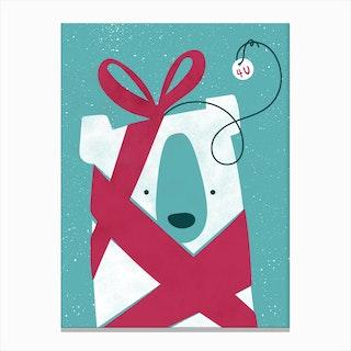 Christmas Surprise Canvas Print