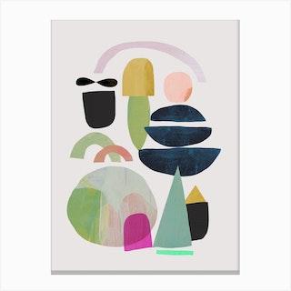 Nord 3 Canvas Print