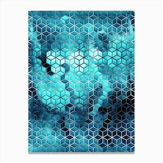 Pattern LXI Canvas Print