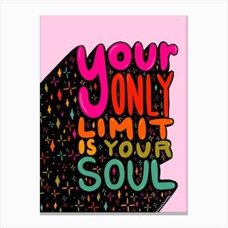 Your Soul Canvas Print