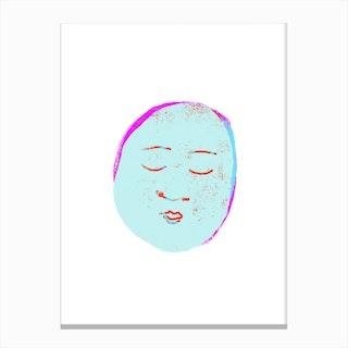 Sleeping Buddha Canvas Print