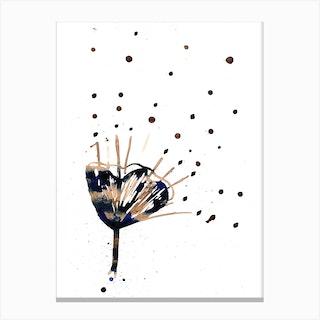 Flower Spread Canvas Print