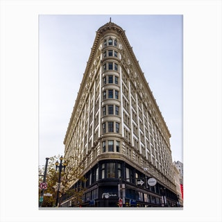 Phelan Building Canvas Print