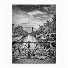 Amsterdam Views Canvas Print