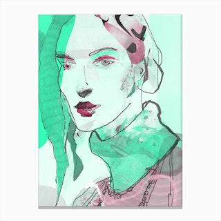 Lone III Canvas Print