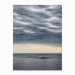 Lets Meet at the Horizon 1 Canvas Print