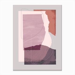Pieces 4 Canvas Print