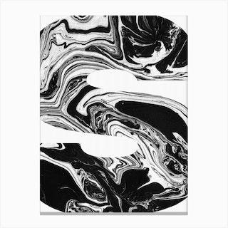 Slab Canvas Print