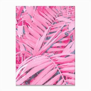 Pinky Way Canvas Print