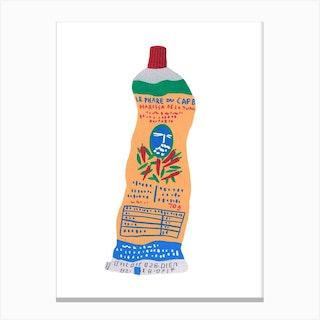 Harissa Sauce Canvas Print