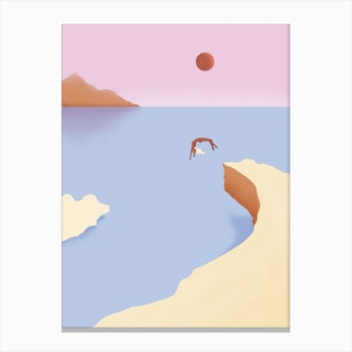 Sicily 1 Canvas Print
