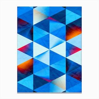 Vivid Pattern VII Canvas Print