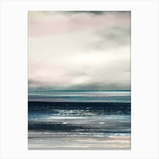 Ocean Lights Canvas Print
