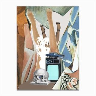 Still Leben · Traum 3 Canvas Print