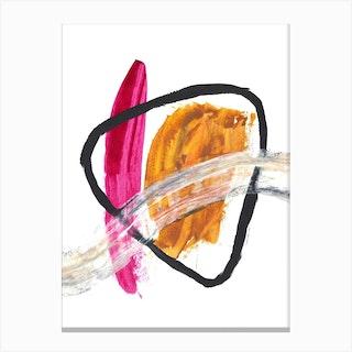 Ricochet 2 Canvas Print