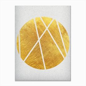 Circle III copy Canvas Print