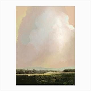 South Farm Canvas Print