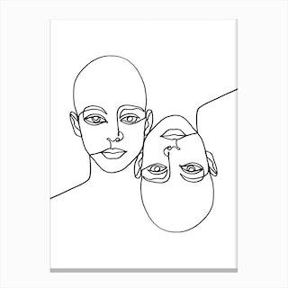 Norah Canvas Print