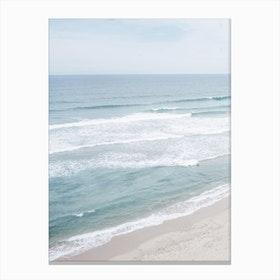 Beach I Canvas Print