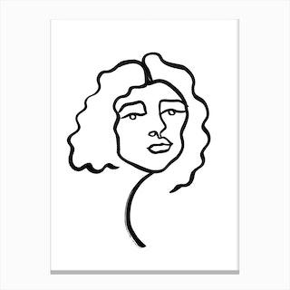 Muriel Canvas Print