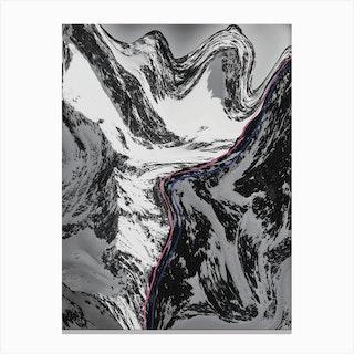 Mountain Trip Canvas Print